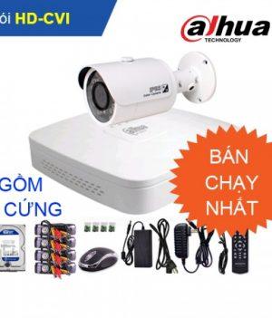 Lắp đặt camera HD Dahua tại Hà Nội