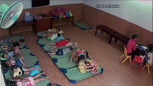 Lắp đặt camera tại hà nội cho trường mần non